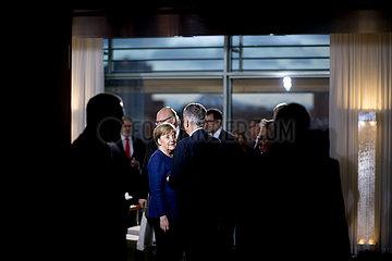 Angela Merkel - Economy Leaders
