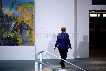 Angela Merkel - Statement Coronavirus