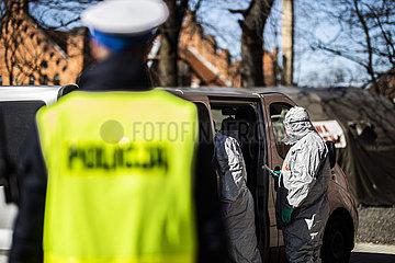 Grenzkontrollen zwischen Deutschland und Polen