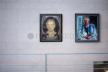 Kanzlergalerie Bundeskanzleramt
