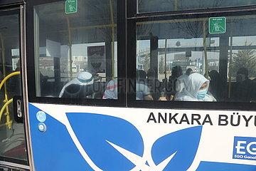 TURKEY-ANKARA-COVID-19-CASES