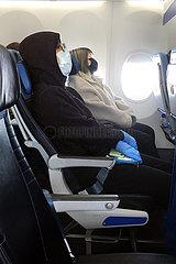 Air traffic - Coronavirus