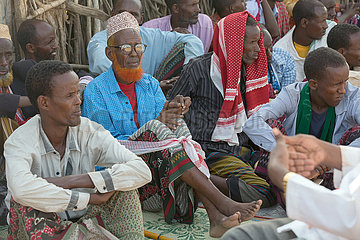 Burferedo  Somali Region  Aethiopien - Clean up campaign OWDA