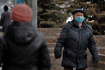 KAZAKHSTAN-NUR-SULTAN-STATE OF EMERGENCY-COVID-19