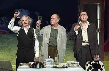 Deutsches Theater Berlin DIE PHYSIKER