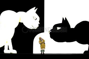 Komische Oper Berlin PETRUSCHKA / L'ENFANT