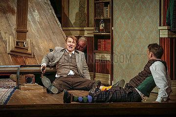 Renaissance-Theater MORD AUF SCHLOSS HAVERSHAM