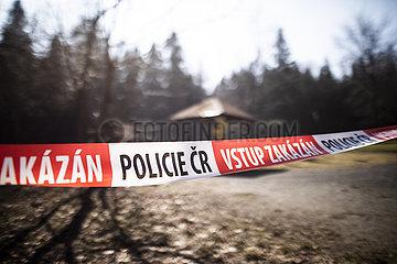 Grenzschliessung zwischen Deutschland und Tschechein