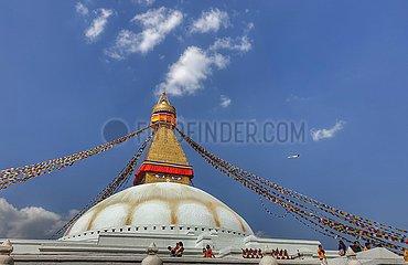 NEPAL-KATHMANDU-PUBLIC PLACE-COVID-19-VORSICHTSM