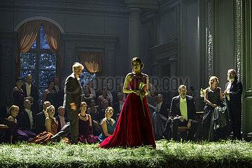 Komische Oper Berlin JEWGENI ONEGIN