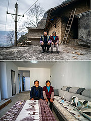 CHINA-YUNNAN-POVERTY ALLEVIATION-RELOCATION OF IMPOVERISHED PEOPLE (CN)