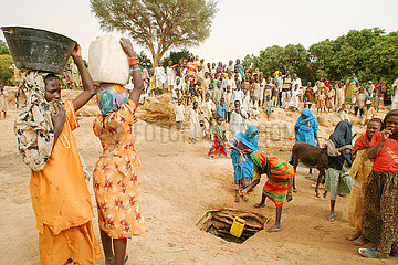 Kampf ums Wasser in der Tschad Region