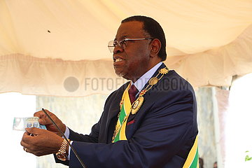 NAMIBIA-WINDHOEK-COMMEMORATIVE BANKNOTEN-INDEPENDENCE DAY