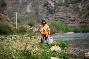 CHINA-GUIZHOU-Umweltschutz (CN)