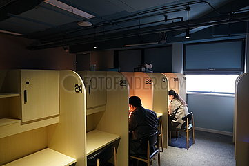 CHINA-SHANGHAI-STUDY ROOM (CN)