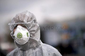 Germany-Poland Coronavirus Pandemic