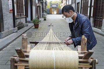 CHINA-CHONGQING-Rongchang Xiabu-MAKING-WIEDERAUFNAHME (CN)