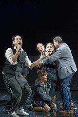 Maxim Gorki Theater ALTERNATIVE FUER DEUTSCHLAND