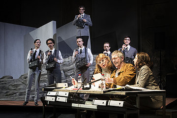 Theater St. Gallen LUGANO PARADISO