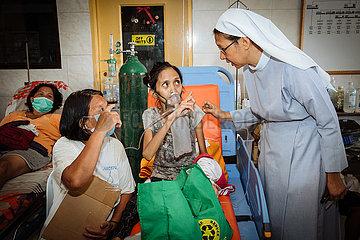 Divine Word Hospital der katholischen Kirche