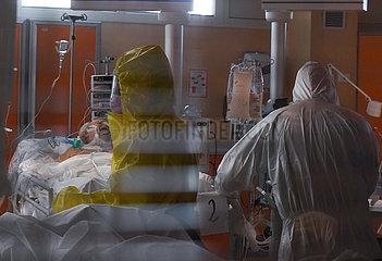 Italien-ROM-COVID-19-Behandlung