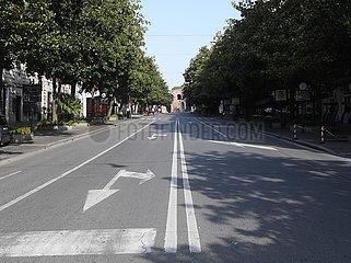 ITALIEN-ROM-COVID-19-DEATH TOLL