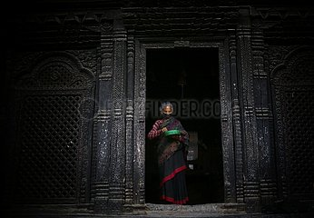 NEPAL-KATMANDU-WORLD ERBE-COVID-19-LOCKDOWN NEPAL-KATMANDU-WORLD ERBE-COVID-19-LOCKDOWN