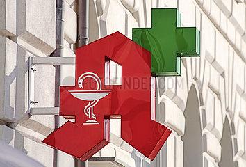 Apotheke  Logo  24.03.2020