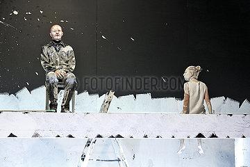 Deutsches Theater Berlin IPHIGENIE AUF TAURIS