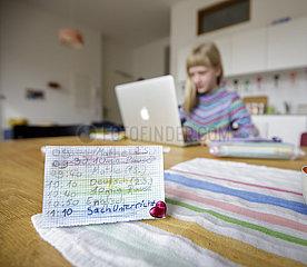 Digitales Lehren und Lernen.
