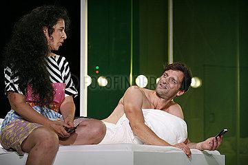 Maxim Gorki Theater Berlin EROTIC CRISIS
