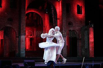Bad Hersfelder Festspiele 2014 KISS ME  KATE