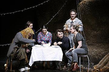 Maxim Gorki Theater Berlin WIR ZOEPFE