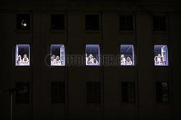 Deutsche Oper Berlin ORESTEIA