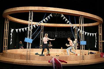 Deutsches Theater Berlin ALLTAG & EKSTASE