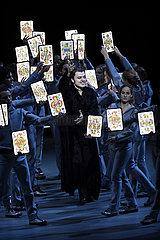 Bayerische Staatsoper Muenchen MANON LESCAUT
