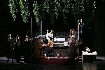 Maxim Gorki Theater Berlin HAETTE KLAPPEN KOENNEN