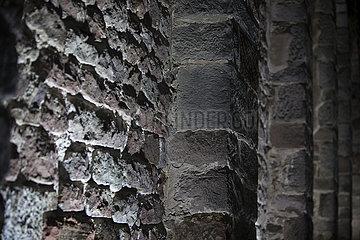 Stiftsruine Bad Hersfeld  Detailansicht
