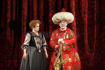 Schlosspark Theater Berlin DER BUERGER ALS EDELMANN