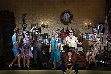 Komische Oper Berlin GIANNI SCHICCHI / HERZOG BLAUBARTS BURG