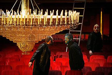 Deutsches Theater Berlin DAS SPIEL IST AUS