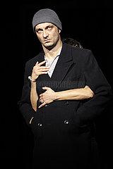Scharf  Steven (Schauspieler)