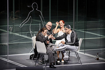 Bayerische Staatsoper Muenchen LULU