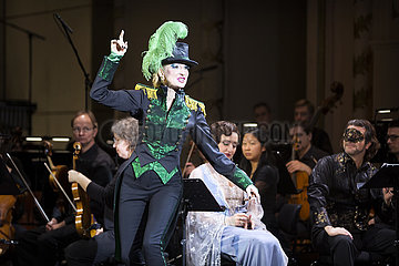 Komische Oper Berlin DIE ZIRKUSPRINZESSIN