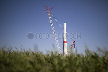 Ausbau Windenergie