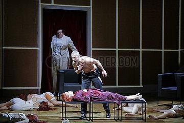 Deutsche Oper Berlin MAKROPULOS