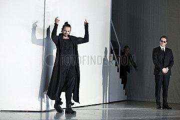 """Komische Oper Berlin """"IL BARBIERE DI SIVIGLIA"""""""