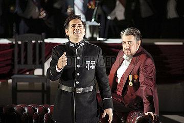Deutsche Oper Berlin DIE HUGENOTTEN