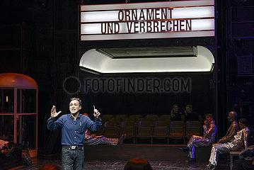 Deutsches Theater Berlin FATZER