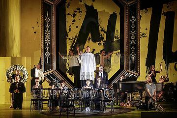 Deutsche Oper Berlin TOD IN VENEDIG